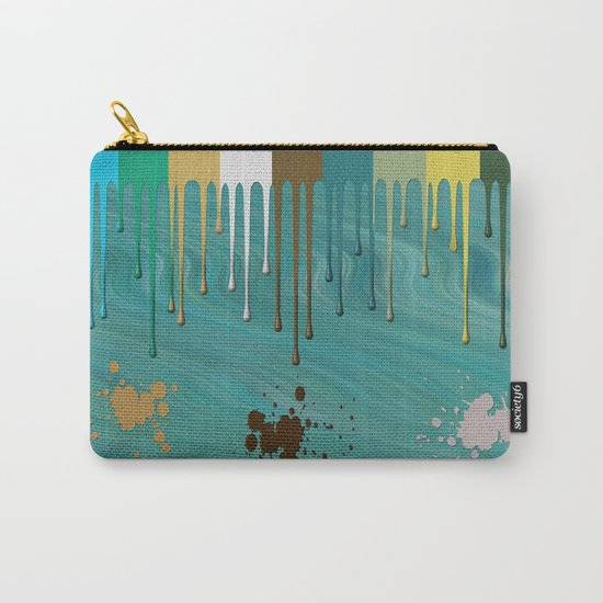 Messy Painter Carry-All Pouch