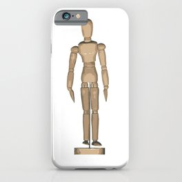 Manikin iPhone Case