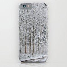 Winter Road iPhone 6s Slim Case