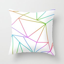 Billy Rays Throw Pillow