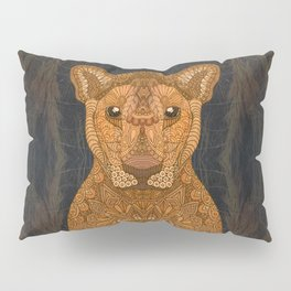 Lioness Pillow Sham