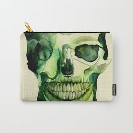 Painted Skull #1 Carry-All Pouch