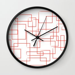 Flashback Light Wall Clock