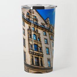 Architecture of NYC Travel Mug