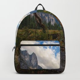In the Valley. Backpack