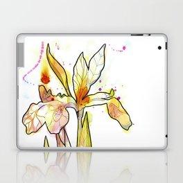 Queen Flower Laptop & iPad Skin