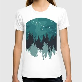 Northern pines T-shirt