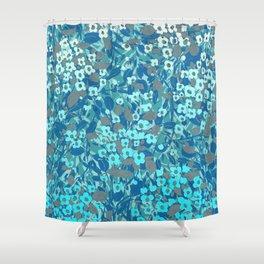 florets 3 Shower Curtain