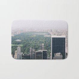 Central Park in NYC Bath Mat