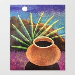 Agave Moods 1 Canvas Print