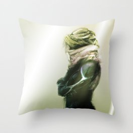 Years of Patience Throw Pillow