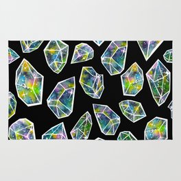 Cosmic Crystals Rug
