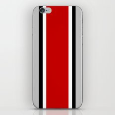 OSU Helmet Stripe iPhone & iPod Skin