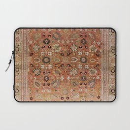 Antique Tabriz Persian Rug Print Laptop Sleeve