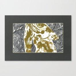 Nude1 Canvas Print