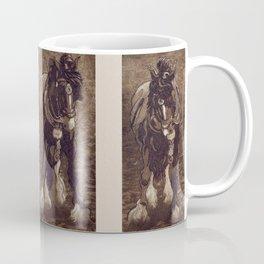 Shires / Horses Coffee Mug