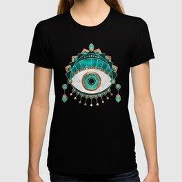 Teal Eye T-shirt