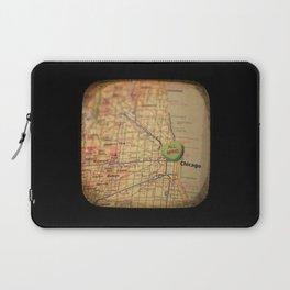 All Mine Chicago Laptop Sleeve