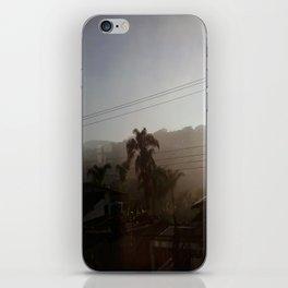 Golden Haze iPhone Skin