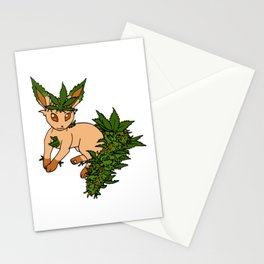 Potleafeon Stationery Cards