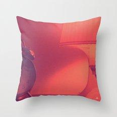xuxu time Throw Pillow