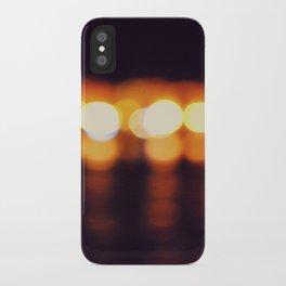 Sin gafas iPhone Case