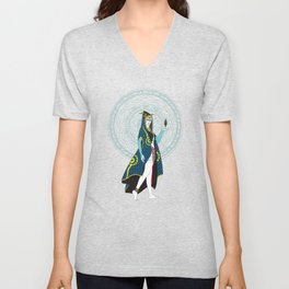Midna - Hylian Court Legend of Zelda Unisex V-Neck