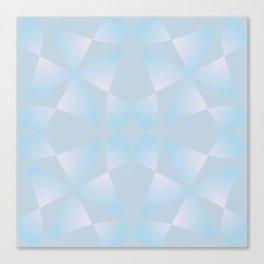 Rotation Tessellation Canvas Print