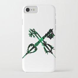 Dual Wield iPhone Case