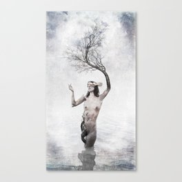 THE FOREST (I) Canvas Print