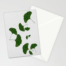 Ginkgo Leaf I Stationery Cards
