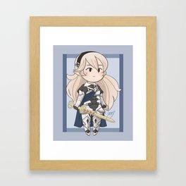 Chibi Corrin Framed Art Print