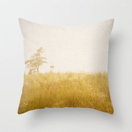 Little Tree Throw Pillow