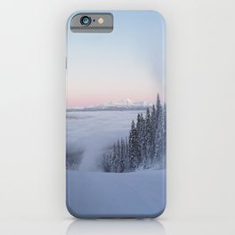 Creating clouds?  iPhone Case