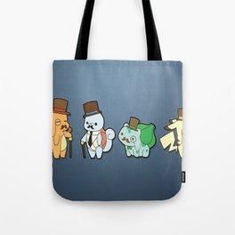 Poke Gents Tote Bag