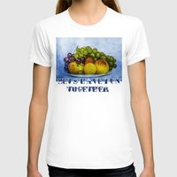 fruits T-shirts featuring Summer fruits by digital2real
