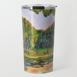 Colors of autumn Travel Mug