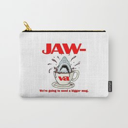 Jaw-va Carry-All Pouch