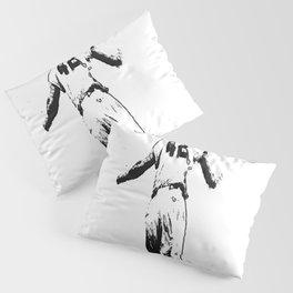 Jack Roosevelt Robinson Art - Jackie - 42 - 2021 - BLM Society6 Online Baseball Art 5590 Pillow Sham
