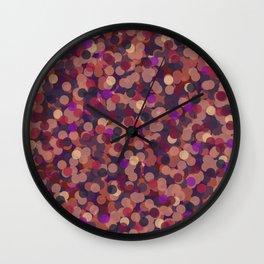 Dots 3 Wall Clock
