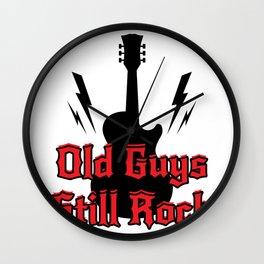 Bass Guitar Guitar Player Gifts For Men Women Wall Clock