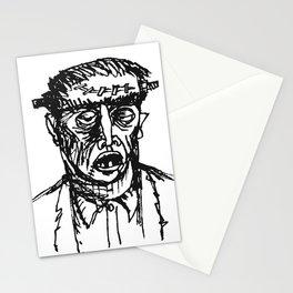 Fwankenstime's Monster Stationery Cards