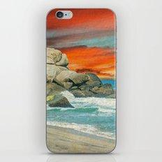 HAPPY SEASCAPE iPhone & iPod Skin