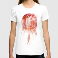30 seconds to mars T-shirts featuring Mars by Robert Farkas