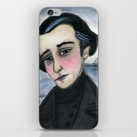 patrick iPhone & iPod Skins featuring Patrick by Debra Styer