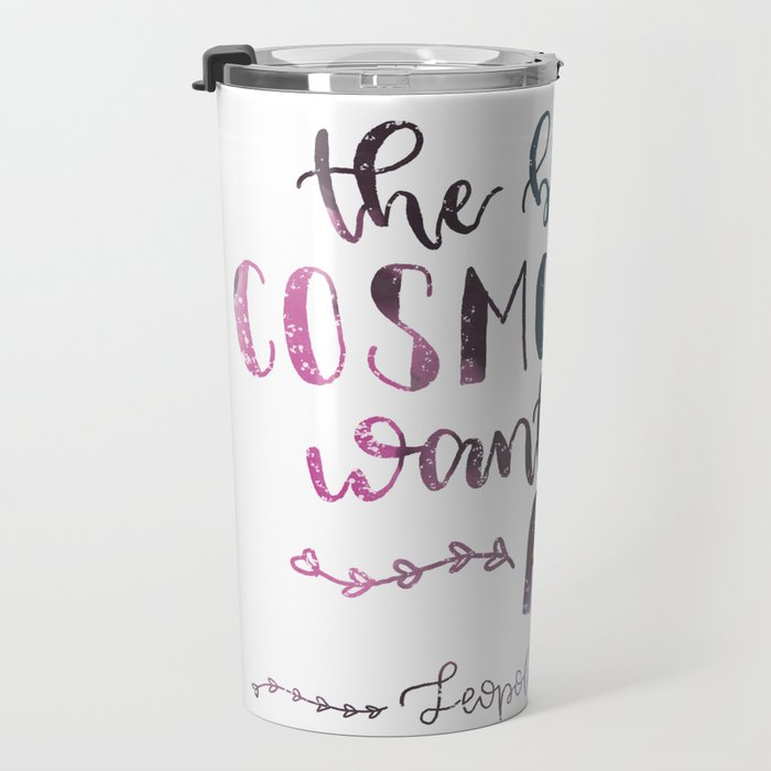 The Bloody Cosmos Travel Mug