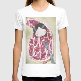 UNDERCOOKED STEAK T-shirt