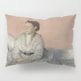 Portrait of Madame René de Gas Pillow Sham