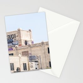 White Castle Stationery Cards