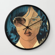 With & Without Wall Clock